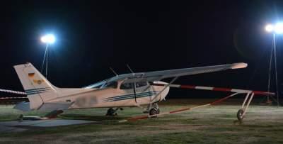 В Северной Македонии рухнул самолет: есть погибшие