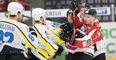 УХЛ: «Донбасс» обыграл «Днепр» и сравнял счет в финале плей-офф
