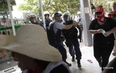 В Бразилии застрелили одиннадцать человек при попытке ограбить банк