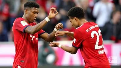 Бундеслига: «Бавария» разбила «Дортмунд» и вернулась на первое место