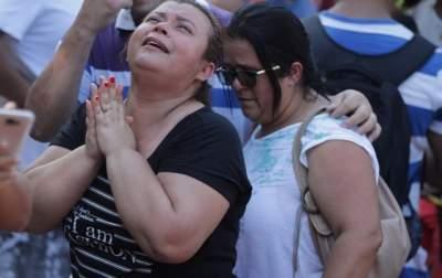 Обрушения зданий в Рио-де-Жанейро: число жертв возросло