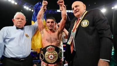 Далакян в июне проведет третью защиту титула WBA