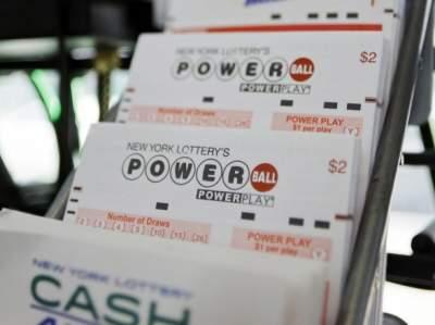 В США мужчина выиграл в лотерею благодаря