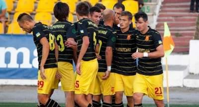 «Ингулец» обыграл «Зарю» и сенсационно вышел в финал Кубка Украины