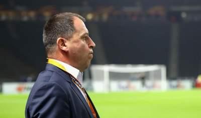 Вернидуб решил покинуть «Зарю». Клуб не принял отставку