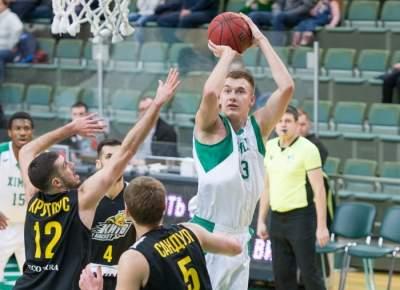 Суперлига: «Химик» разгромил «Киев-Баскет» в первом матче финала плей-офф