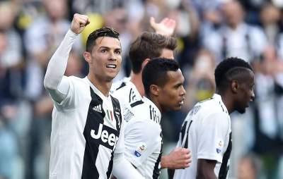 «Ювентус» в восьмой раз подряд стал чемпионом Италии