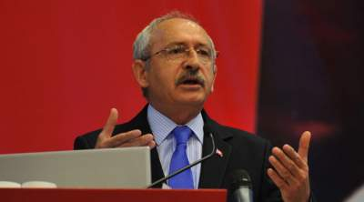 В Турции совершили нападение на лидера оппозиции