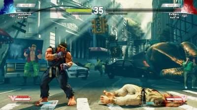 Игра Street Fighter V станет бесплатной