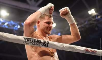 Беринчик вошел в десятку лучших боксеров Украины
