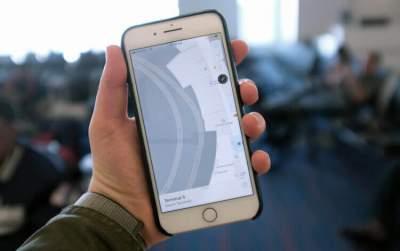Apple запатентовала уникальный способ навигации в помещениях