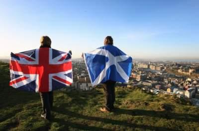 В Шотландии растет поддержка идеи независимости