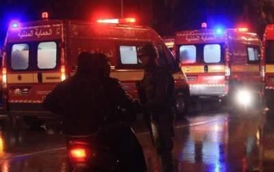 Смертельное ДТП в Тунисе: 12 погибших
