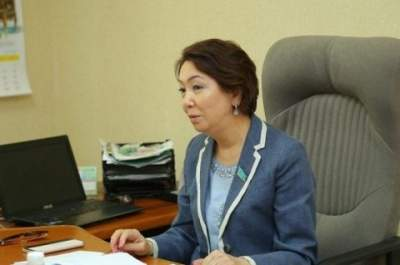 В Казахстане женщина баллотируется на пост президента