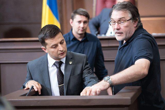 Член команды Зеленского попал в скандал