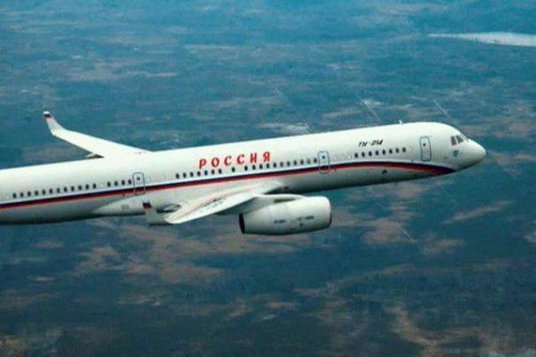Российский самолет-разведчик кружил над секретными объектами США
