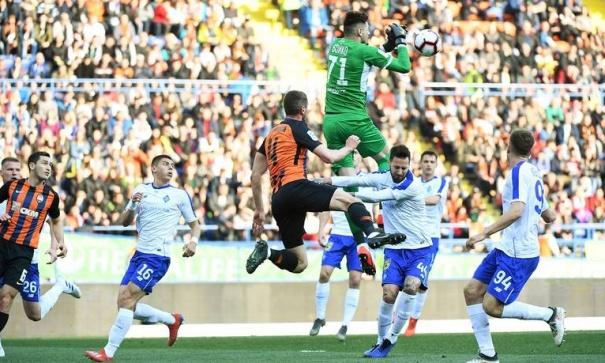 В полуфинал Кубка из Премьер-лиги пробились только Шахтер и Заря