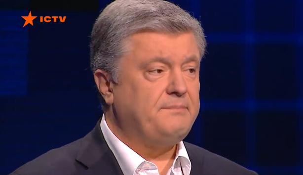 Порошенко обратился к Путину