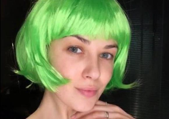 Жена нардепа Лещенко креативно поддержала Зеленского