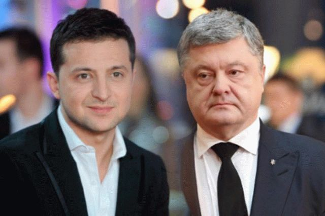 Порошенко: Путин хочет слабого президента