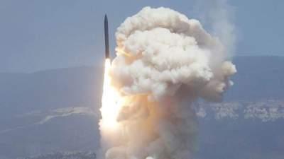 США успешно испытали межконтинентальную баллистическую ракету
