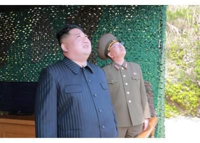 В КНДР вновь проводят запуски ракет