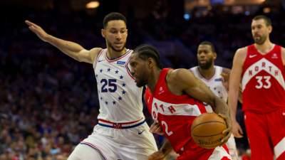 НБА. «Торонто» и «Денвер» сравняли счет в сериях второго раунда