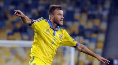 Ярмоленко и Зинченко вызваны в сборную Украины на матчи с Сербией и Люксембургом