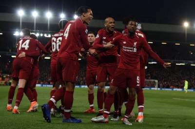 «Ливерпуль» отыгрался с 0:3 и не пустил «Барселону» в финал Лиги Чемпионов