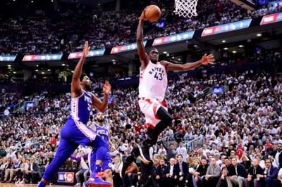 НБА: «Торонто» и «Денвер» повели в полуфиналах конференций