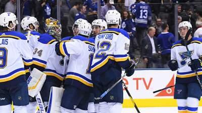 НХЛ: «Сент-Луис» обыграл «Даллас» и вышел в финал Запада