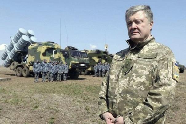 Порошенко увеличил денежное довольствие в армии и обратился с просьбой к Зеленскому
