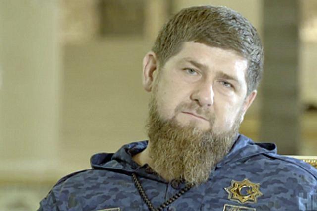 Кадыров обратился к Зеленскому с претензиями из-за слов о Крыме