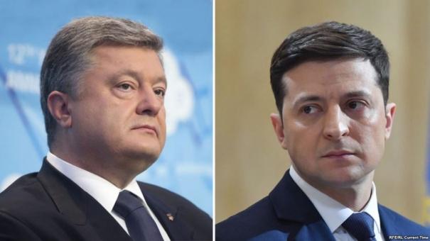 Порошенко и Зеленский решили встретиться лично
