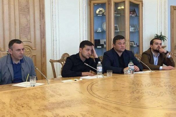 Зеленский рассказал о сегодняшних договоренностях с парламентариями по инаугурации