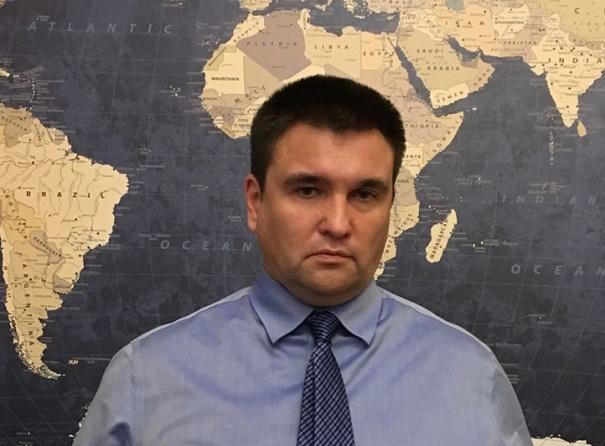 Климкин заявил, что в Офисе Зеленского попались в российскую ловушку