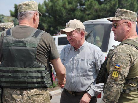 Российские оккупанты пытаются обмануть Украину с разведением у Станицы Луганской
