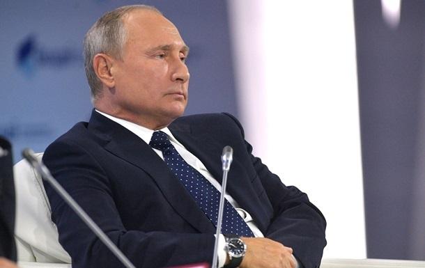 Путин сказал, что думает о президенте Зеленском