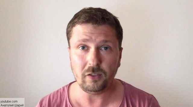 Анатолий Шарий создал свою партию и идет на выборы в Раду
