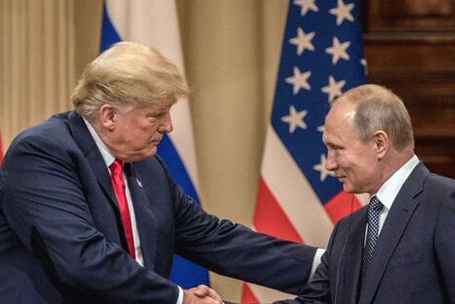 Трамп заявил, что хочет поладить с Россией и Китаем