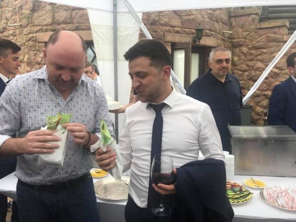 Появились детали закрытой встречи Зеленского с журналистами