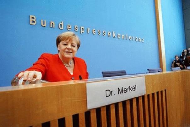 Меркель рассказала, как состояние ее здоровья влияет на работу