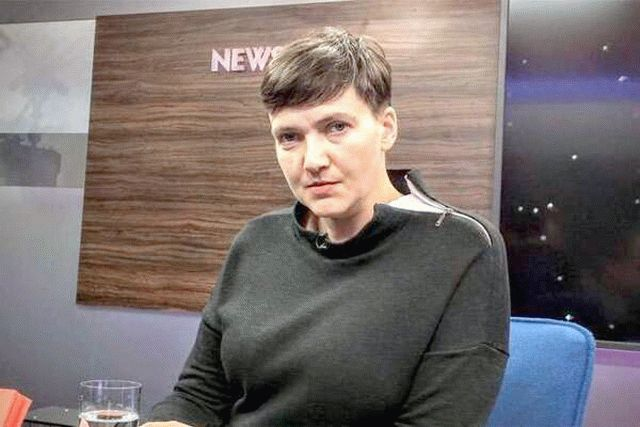 За Савченко на выборах проголосовали всего 8 человек
