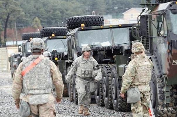 Пентагон готовит переброску войск в Европу