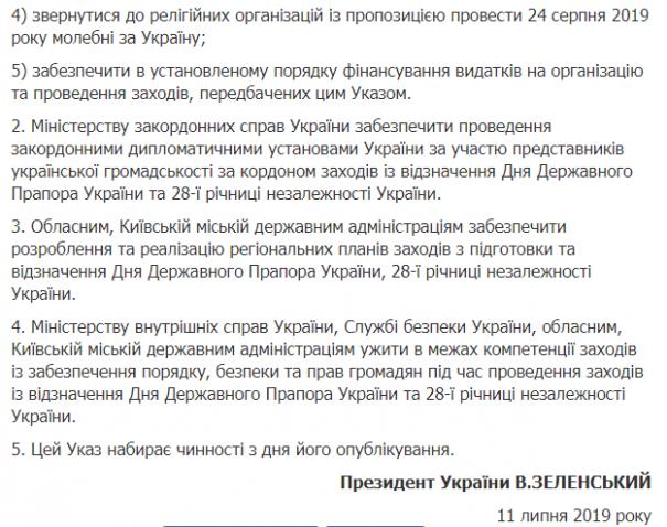 Зеленский окончательно отказался от военного парада