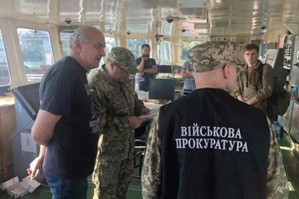 Российские моряки с задержанного в Украине танкера сделали заявление