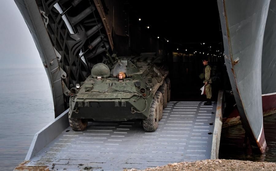Румыния конфисковала российские танки