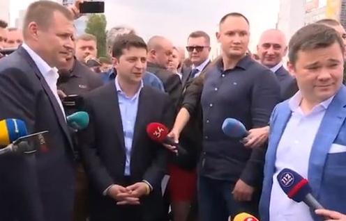 Зеленский заключил с Филатовым пари: на кону должность мэра