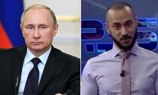 Путин лично отреагировал на оскорбления Габунии
