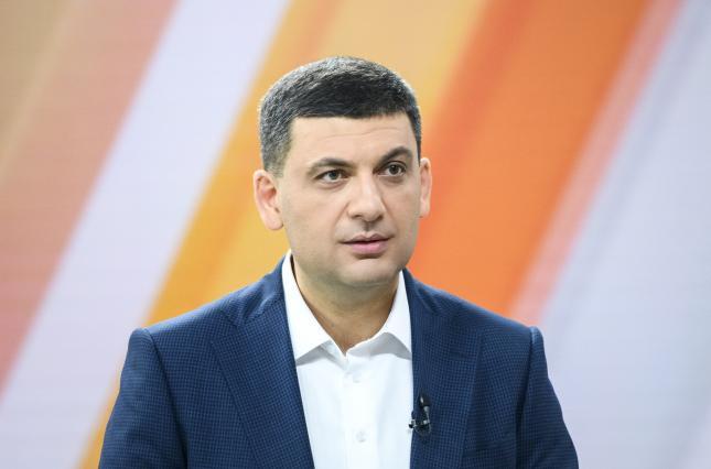 Гройсман рассказал, почему не верит в партию Порошенко